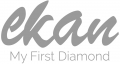 Logo EKAN - MY FIRST DIAMOND