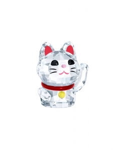 Figurine Animale Swarovski Lucky Cat 5301582