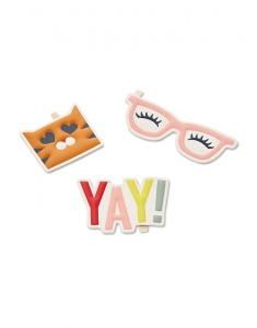 Stickere Fossil Social Sticker Set SL7078998