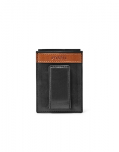 Suport carduri Fossil Quinn Magnetic Card Case ML3676001