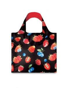 Sacose LOQI material textil Strawberries JU.ST