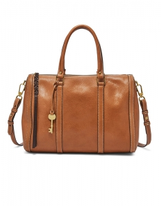 Genti Fossil Kendall Large Satchel ZB7145216