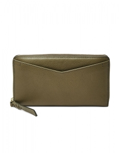 Portofele Fossil Caroline RFID Zip Around Wallet SL7354382
