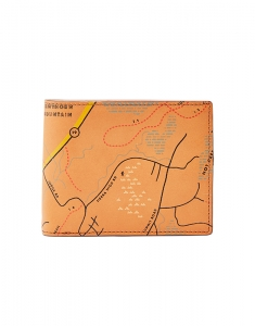 Portofele Fossil Nolan RFID Large Coin Pocket Bifold ML3901216