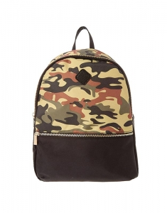 Ghiozdane Claire's Green Camo Backpack 82785