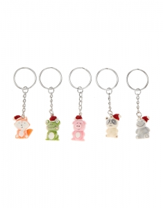 Brelocuri Claire's Christmas BFF Keychains 82256