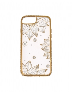 Accesorii Tech Claire's Crystal Lotus Flower Phone Case 78392