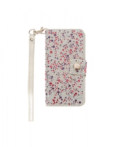 Accesorii Tech Claire's Crystal Lotus Flower Phone Case 79070