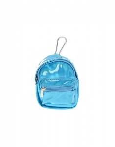 Brelocuri Claire's Mini Turquoise Backpack Charm 19805