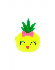 Portofele Claire's Penelope the Pineapple Jelly Coin Purse 17712