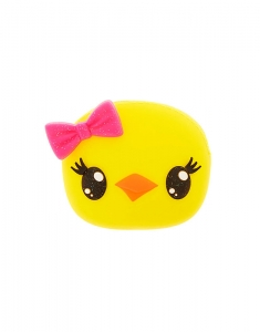 Portofele Claire's Cha Cha the Chick Jelly Coin Purse 74749