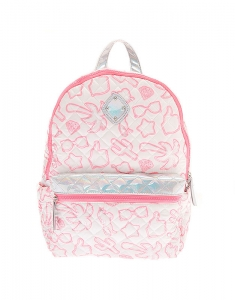Ghiozdane Claire's Pink LA Girl Oversized Backpack 89189