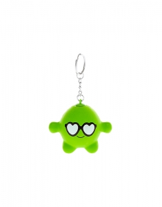 Brelocuri Claire's Green Man Stress Ball Keyring 20402