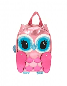 Ghiozdane Claire's Club Owl Backpack - Pink 27616