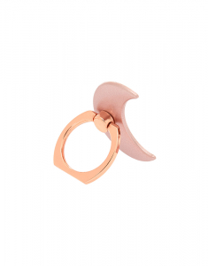 Claire's Rose Gold Moon Ring Stand 41834
