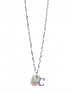 Coliere Hello Kitty Alphabetic Necklaces ALNC