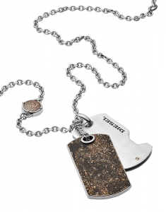 Lanturi Diesel Double Dog Tag DX1079040