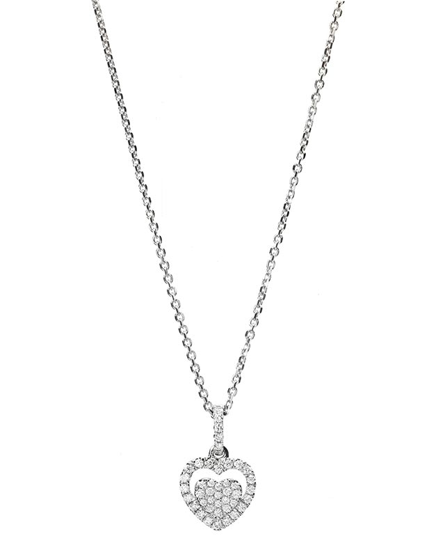 Colier Giorgio Visconti Diamonds GBX37513-0.17CT