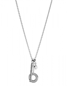 Colier Fossil Sterling Silver JFS00476040