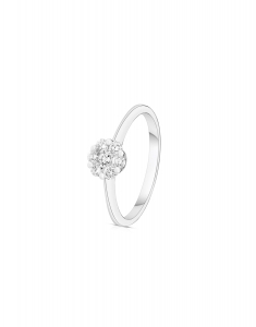 Inel de logodna Giorgio Visconti Engagement ABX15518-0.3CT