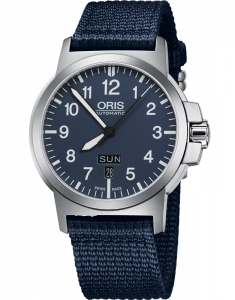 Ceas de mana Oris Aviation BC3 Advanced Day Date 73576414165-0752226