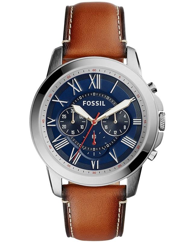 ceas de mana barbatesc fossil