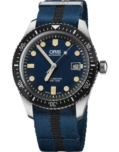 Ceas de mana Oris Diving Divers Sixty-Five 73377204055-0752128FC