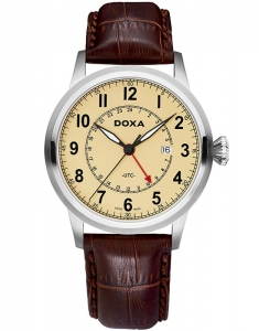 Ceas de mana Doxa D-Air GMT 191.10.035.02