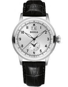 Ceas de mana Doxa D-Air Dual Time 192.10.025.01
