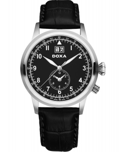 Ceas de mana Doxa D-Air Dual Time 192.10.105.01