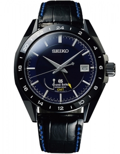 Ceas de mana Grand Seiko Black Ceramic Limited Edition 500 buc. SBGE039