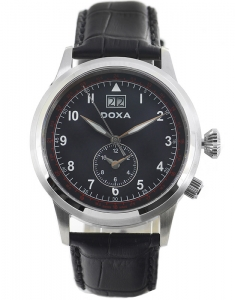 Ceas de mana Doxa D-Air Dual Time 192.10.075.01
