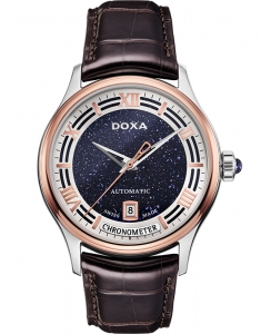 Ceas de mana Doxa Premium Blue Planet Limited Edition 800 pcs D198RBU