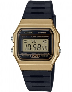 Ceas de mana Casio Collection F-91WM-9AEF