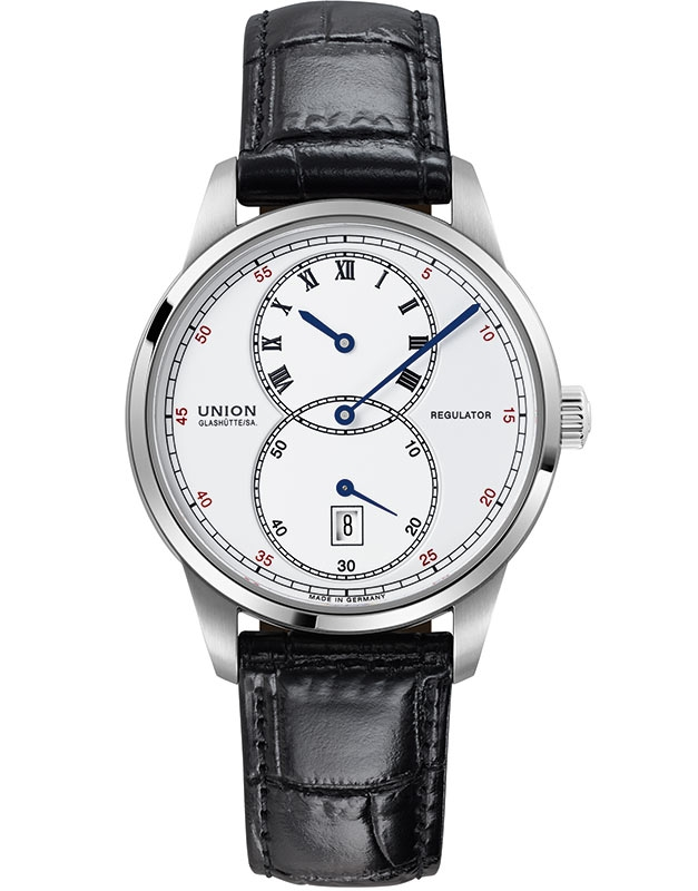Union Glashutte 1893 Regulator D007.445.16.013.00