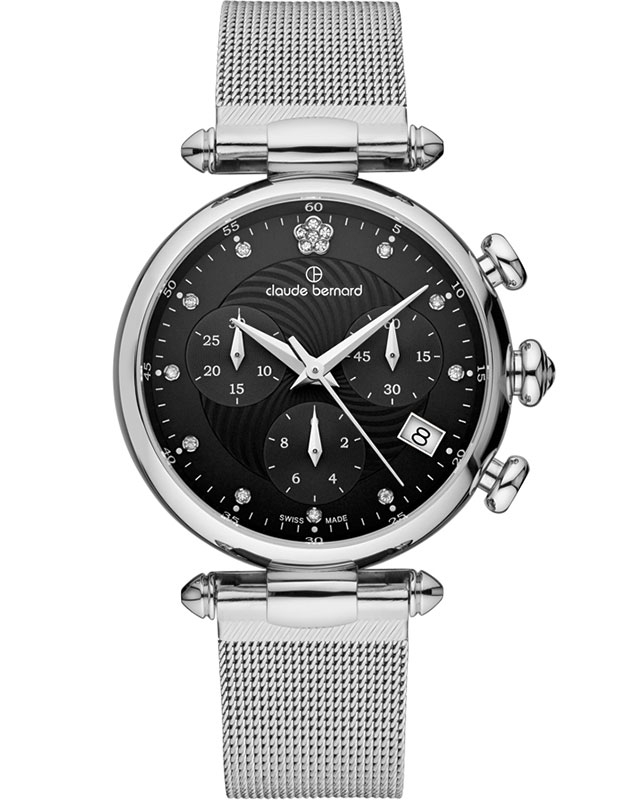 Claude Bernard Dress Code Lady Chronograph 10216 3 NPN2