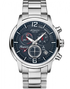 Ceas de mana Atlantic Seasport Chrono 87466.41.55