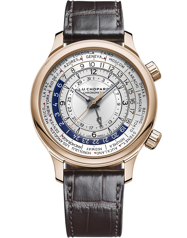 Chopard L.U.C Complications Time Traveler One 161942-5001