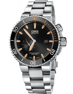 Ceas de mana Oris Diving Aquis Carlos Coste Limited Edition IV 74377097184-SETMB