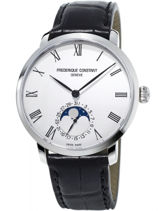 Frederique Constant Manufacture Slimline Moonphase FC-705WR4S6