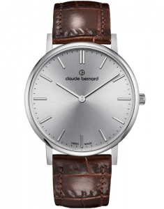 Claude Bernard Slim Line Two Hands 20219 3 AIN