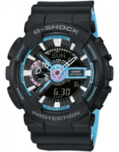 Ceas de mana Casio G-Shock GA-110PC-1AER