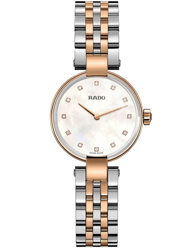 Rado Coupole Diamonds R22855929