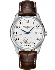 Ceas de mana Longines - The Longines Master Collection L2.908.4.78.3