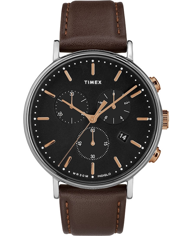 Timex® Fairfield Chronograph TW2T11500