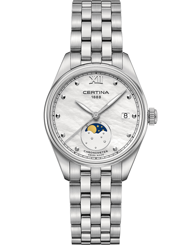 Certina DS 8 Lady Moon Phase C033.257.11.118.00