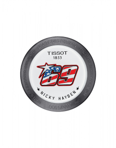 Tissot T-Race Nicky Hayden 2017 Limited Edition 2017 pcs T092.417.37.061.01