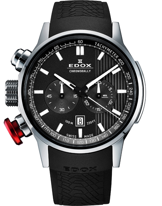 Edox Chronorally The Driver's Instrument 10302 3 GIN