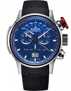 Edox Chronorally The Driver's Instrument 38001 TIN BUIN