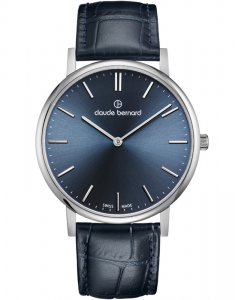 Claude Bernard Slim Line Two Hands 20214 3 BUIN